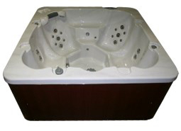 Coyote Spas Hot Tub Range by Arctic Spas Halifax